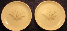 Set of 2 Kaysons Fine China Golden Rhapsody 1961 Butter Pats