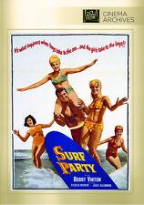 Surf Party 1964 (DVD) Bobby Vinton, Patricia Morrow, Jack DeShannon - New!