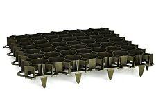 4 Rasengitter 492x492x39mm grün Rasenschutz Wabengitter Bodenschutz Rasensteine