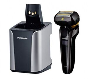 Panasonic ES-LV9D-S Mens Shaver 5 Blades LAMDASH SL 100-240V Silver Tone JAPAN