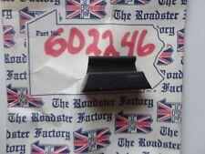 Triumph TR2 - TR3B New Rubber Windshield Buffer fits in bracket 602246