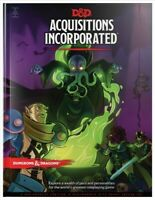 Dungeons & Dragons Acquisitions Incorporated, Hardcover by Gray, Scott Fitzge...
