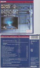 CD--MANFRED SCHENK, PAUL FREY, CHERYL STUDER UND EKKEHARD WLASCHIHA -- --- WAGNE