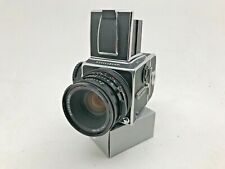 Hasselblad 503cx camera complete with 80mm F2.8 CF Planar and A12 120 6x6 film m