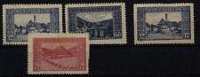 Echte ungebrauchte Briefmarken mit Falz Bosnien & Herzegowina (bis 1945)