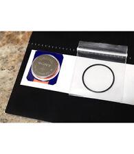 Battery Kit: Suunto HR Transmitter Belt & Bike POD, ANT & Dual Comfort Belt, NEW