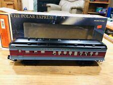 Lionel The Polar Express Train Diner Car O Gauge Scale 6-25134 in Ob