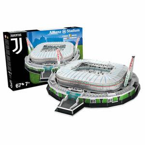 Juventus FC Allianz Stadium 3D Puzzle