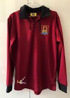 Maglia Shirt Jersey AS LIVORNO match worn vs Avellino JAMI RAFATI Centenario