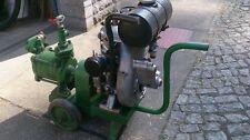 Wasserpumpe mit Barkas Motor El 150
