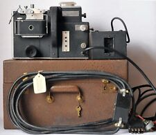 Coreco Bucky Model 300 1940's Medical 828 Film Camera w Case & Relay Box Working