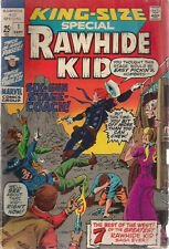 RAWHIDE KID KING-SIZE SPECIAL #1 (1971) Marvel Comics VG+