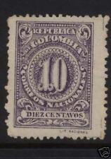 Columbia #329 Mint
