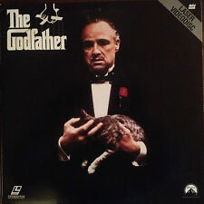The Godfather Area's of subtitle under Italian  Laserdisc Buy 6 free shipping