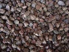 25 Kg Lavastein Lavagranulat Zierkies Kies Granitsplitt