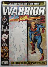 Warrior Magazine #2 1982 Marvelman V For Vendetta Alan Moore 1st Madman Vf 7.0