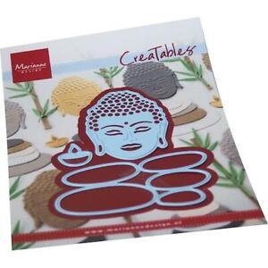 Marianne Design Creatables Cutting Dies - Buddha & Balancing Stones LR0727