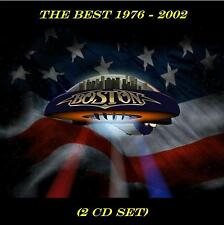 Boston [REMASTERED] The Best 1976 - 2002 (2 CD Set) Sealed! New!