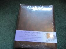 The Ultimate Digital Photo Album , new and sealed , space for CD storage