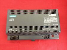 Siemens SITOP power 10 Dinrail Panel Mounted PSU (RS 157-6902) 6EP1334-1AL11