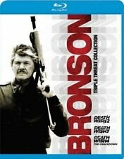 Bronson Triple Threat Collection - Blu-ray Region 1