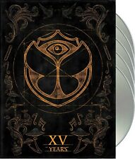 """Various Artists """"Tomorrowland - The 15 Years Compilation"""" limited Deluxe 5CD NEU"""