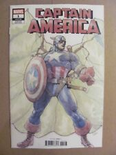 Captain America #1 Marvel Comics 2018 Series Yu Variant 9.6 Near Mint+