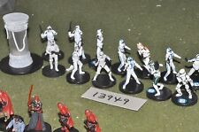 25mm star wars figures (as photo) (13949)