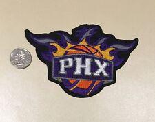 """Phoenix Suns 5.5"""" x 3.5"""" NBA High Quality Patch BLACK"""