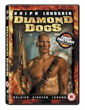 Diamond Dogs - Fight Factory (DVD 2008) Dolph Lundgren