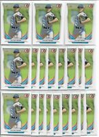 2014 Bowman Draft Dylan Cease (20) Card Paper Rookie Lot White Sox #DP79 RC