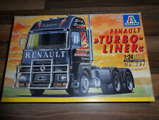Italeri Renault Turbo Liner 1/24 No 787
