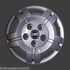 """FIAT DUCATO '09-> SET DI 4 COPRICERCHI BORCHIE DA 16"""" TIPO ORIGINALE 765-16 BLU"""