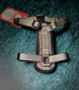 KONG Gray Padded Comfort Harness