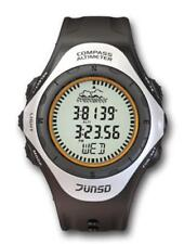 Digital Compass Tracking Watch Altimeter Barometer Stopwatch Alarm Thermometer