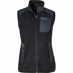 MSRP $100 Marmot Wiley Vest Black Size Large