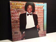 "MICHAEL JACKSON""Off The Wall""Lp Half Speed MasterSound CBS Vinyl Thriller Import"