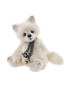 Charlie Bear Stunning Snow Shoe Isabelle Collection 2021 Alpaca & Mohair Fox