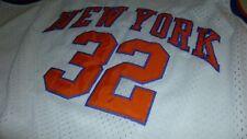 Jerry Lucas #32 NY KNICKS Authentic Mitchell Ness Jersey Size 60 (xxxl) 3XL