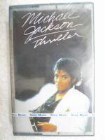 MICHAEL JACKSON MJ THRILLER CASSETTE INDIA ED NEW may 2000