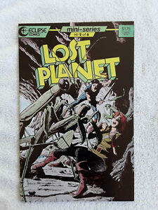 Lost Planet #2 (Jul 1987, Eclipse) NM- 9.2