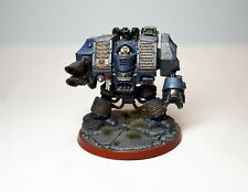 Painted Warhammer 40K venerable dreadnought