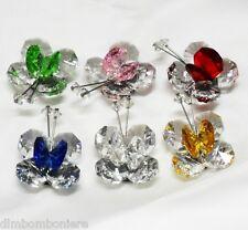 Bomboniere Calamite farfalle in cristallo swarovski matrimonio battesimo