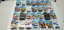 Lot Of 28 Hot Wheels Diecast New On Card