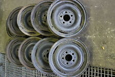 Mercedes Benz Oldtimer W114 W115 W123 Felge 5.5x14 Stahlfelge 1154001302