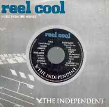 REEL COOL: MUSIC FROM THE MOVIES - UK PROMO CD: T REX, ROSE ROYCE, SNEAKER PIMPS