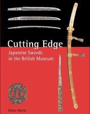 Cutting Edge: Japanese Swords in the British Museum Book~Samurai~Katana~NEW HC