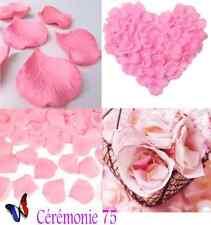 LOT DE 250 PETALES de Roses ROSE décoration MARIAGE CEREMONIES FETES