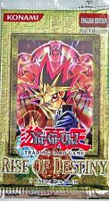 YU-GI-OH! Rise of Destiny 1st Edition 1 Booster Pack English