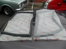 FORD Cortina MK2 Estate GT Super Deluxe NUOVO REAR SIDE Window GUARNIZIONI IN GOMMA